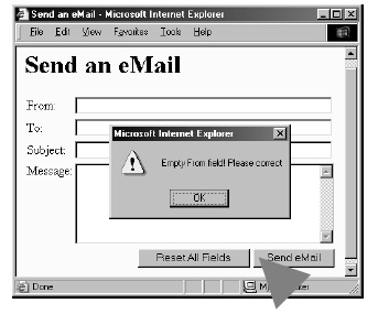 Send An e Mail